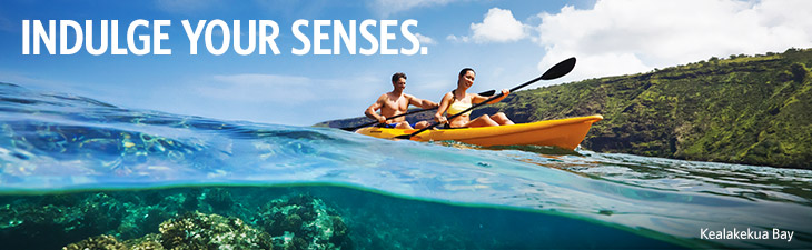 INDULGE YOUR SENSES - Sheraton Maui Resort & Spa