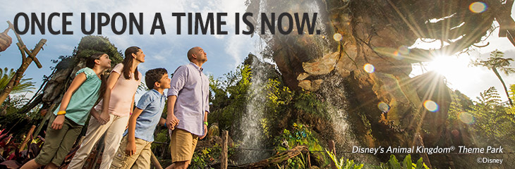 once upon a time is now - location, disney's animal kingdom theme park