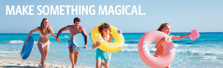 Make Something Magical. Riu Hotels and Resorts