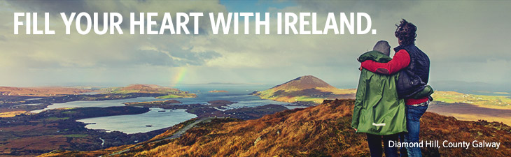 FILL YOUR HEART WITH IRELAND. - location, Diamond Hill