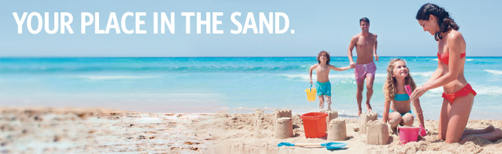 YOUR PLACE IN THE SAND. - Hotel RIU Montego Bay