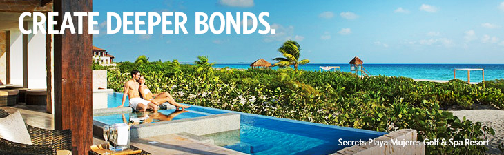 CREATE DEEPER BONDS. - location, los cabos, mexico