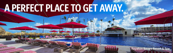 ROYALTON LUXURY RESORTS — UP TO 65% OFF ROOMS + MORE*
