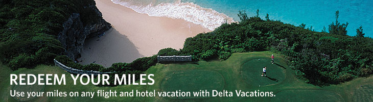 Vacation Packages With Delta Vacations Air Lines