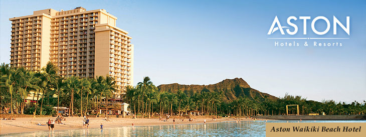 Aston Hotels and Resorts - Waikiki Beach, Hawaii