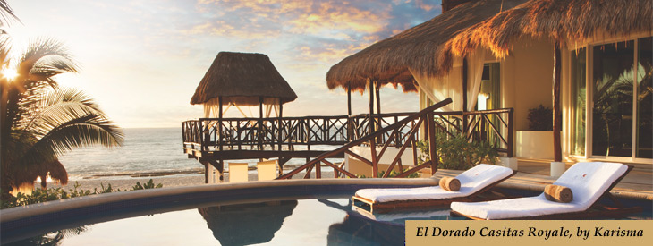 El Dorado Spa Resorts & Hotels and AZUL Hotels, by Karisma