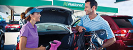 National Car Rental Airport