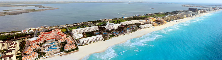 Cancun luxury vacations