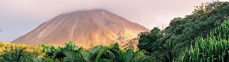 Arenal Volcano and Monteverde Region