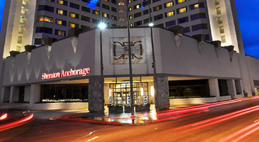 Sheraton Anchorage Hotel & Spa