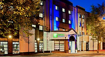 Holiday Inn Express Belfast City-Queen's Quarter