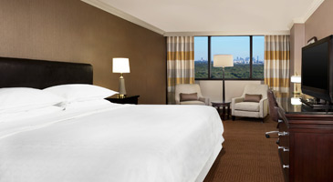 Sheraton Dallas/Ft. Worth Airport Hotel - Irving