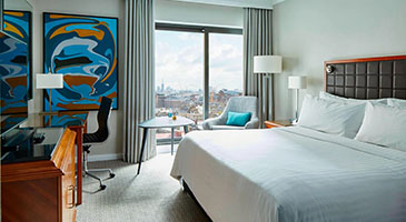Marriott London Hotel Marble Arch