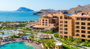 Villa del Palmar Loreto at the Islands of Loreto