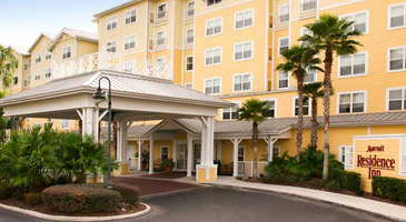 Residence Inn SeaWorld� International Center