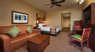 The Villas at Disney's Wilderness Lodge - Condominium