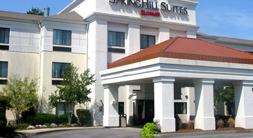 SpringHill Suites Manchester