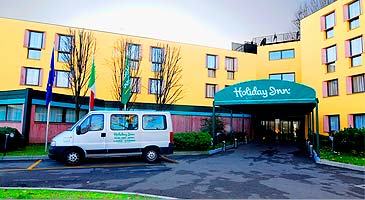 Holiday Inn Milan-Linate Airport