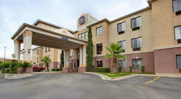 Best Western PLUS Hill Country Suites