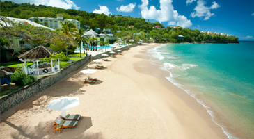Sandals Regency La Toc Golf Resort & Spa in St. Lucia-Adults