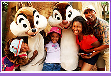 Walt Disney World Theme Parks