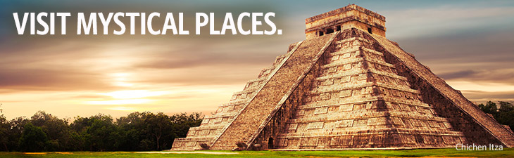 VISIT MYSTICAL PLACES