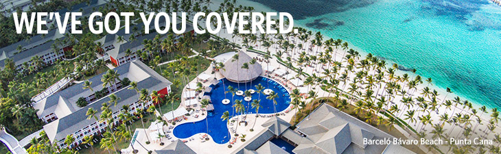 GET MORE WHEN THEY GO - Barcelo Maya Grand Resort