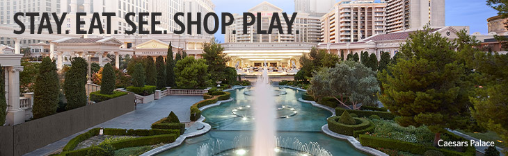 STAY. EAT. SEE. SHOP. PLAY. - THE LINQ Hotel & Casino)