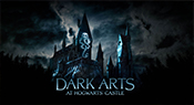 Dark Arts at Hogwarts Castle LOGO
