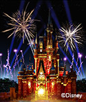 happily ever after nighttime