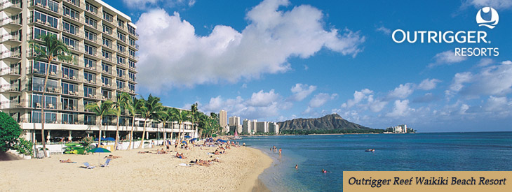 Outrigger Resorts - Outrigger Reef Waikiki Beach Resort