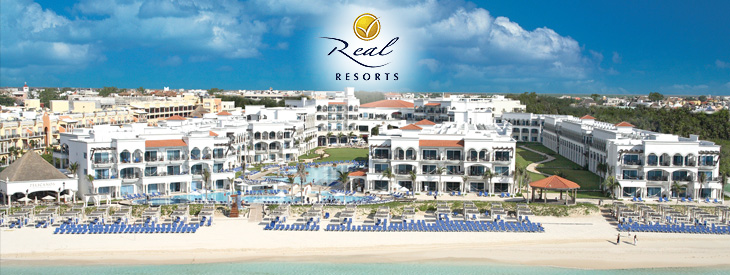 Real Resorts - All-Inclusive Resorts in Mexico