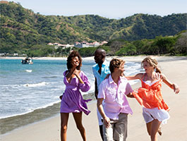 Flexible Getaways - easy for friends and family to get together for vacation or a wedding