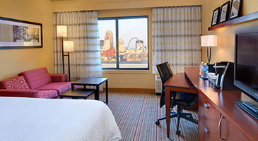 Courtyard by Marriott St Louis Downtown