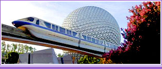 Disney World resort transportation
